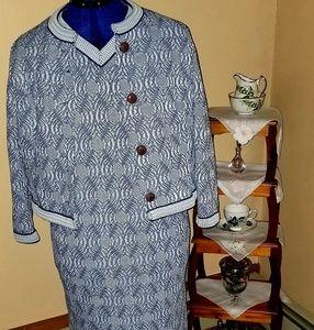 1960s Vintage Dress and Jacket